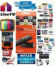 Amazon Fire TV Stick JAILBROKEN-HD MOVIES-TV SHOWS-SPORTS-XXX-LIVE TV-PPV