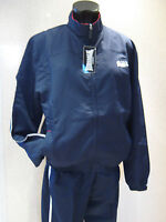 ORIGINAL LONSDALE LONDON MENS NAVY RED TRACKSUIT Size Large X Large BNWT