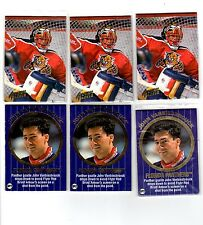1X VANBIESBROUCK 1994-95 Action Packed #BP2 PROMO SAMPLE Lots availa BIG PICTURE