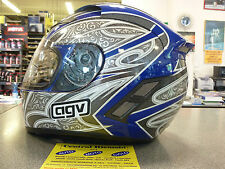 CASCO AGV STEALTH ARABESQUE L MOTORCYCLE FULL FACE HELMET HELM CASQUE