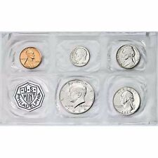 1964 United States Mint proof Set Of Five Coins, Sealed, Envelope Included