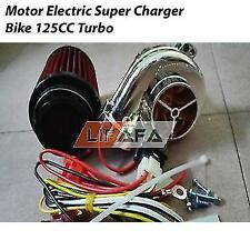 MOTOR ELECTRIC SUPERCHARGER KIT PRO/TUMPSTAR/ATV QUAD BIKE 125CC TURBO | LiFaFa