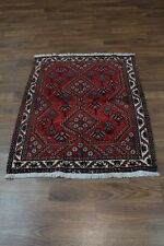 Tribal Foyer S Antique Balouch Turkoman Persian Oriental Area Rug Carpet 3'7X4'7