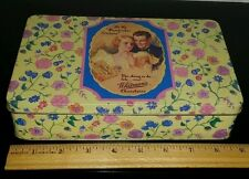 Whitman Sampler Candy Chocolate Tin Box Limited Edition 150th Anniversary 1992