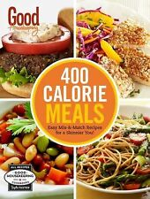 GOOD HOUSEKEEPING 400 CALORIE MEALS - NEW HARDCOVER BOOK