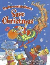 The Berenstain Bears Save Christmas-ExLibrary