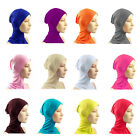 Under Scarf Hat Cap Bone Bonnet Hijab Islamic Head Wear Neck Cover Amira NEW A57
