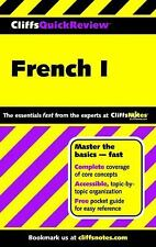 French I (Cliffs Quick Review)-ExLibrary