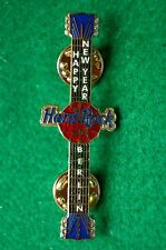 HRC Hard Rock Cafe Berlin New Year 2002 Wristwatch Guitar LE250