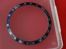 QUALITY REPLACEMENT BLUE BEZEL INSERT FOR TAG HEUER CARRERA