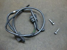 09 2009 BMW F650 F 650 GS (ABS) F650GS FUEL TANK MOUNTS, HOSES #9797