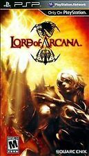 NEW PSP Game  Lord of Arcana