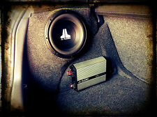 VW GOLF MK 5 6 SOUND Upgrade Altoparlante Sub casella 8 10 OEM STEALTH LATERALE COFANO NUOVA