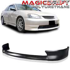 NEW HFP Xtreme Front Bumper Lip Urethane Plastic for 01 02 03 Honda Civic Coupe
