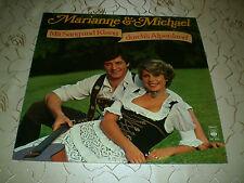 """MARIANNE & MICHAEL(LP) """"MIT SANG UND KLANG DURCHS ALPENLAND"""" [TESTPRESSUNG!!] M-"""