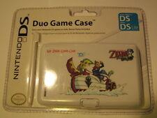 Nintendo DS/Lite caso juego La leyenda de Zelda Phantom Hourglass contiene 6 Juegos