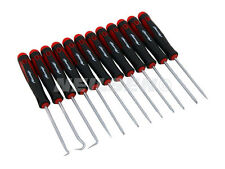 NEILSEN MINI HOOK PICK AND SCREWDRIVER SET 12 PIECE TORX STAR PHILIPS PRECISION