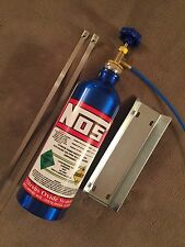 Artificial Nos Expansion Bottle, Oil Catcher, Streetfighter GSXR R1 TL CBR.