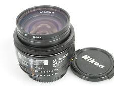 Nikon AF NIKKOR 2,8/24, ausgezeichneter Zustand, Glas Top + Deck.