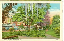 FLORIDA, AVON PARK THE MALL LINEN ERA  (FL-AMISC)