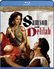 SAMSON AND DELILAH (1949 Victor Mature) -  Blu Ray - Sealed Region free for UK