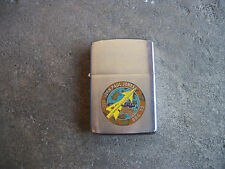 vintage 1967 case USS John Paul Jones guided missile destroyer  Zippo Lighter