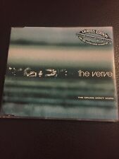 The VERVE Drugs Don't Work 4 Trk  cd-s 1997 Bittersweet Symphony Limited Edition