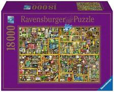 Ravensburger 17825 Colin Thompson Bookshelf 18000 Piece Premium Jigsaw Puzzle
