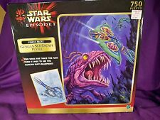 STAR WARS EPISODE 1 GUNGAN SUB ESCAPE PUZZLE NIB UNOPENED 750 PIECES