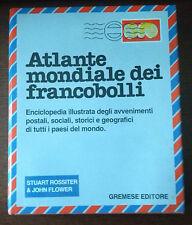ATLANTE MONDIALE DEI FRANCOBOLLI - enciclopedia degli avvenimenti postali