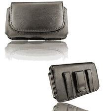 Leather GPS Horz XXX Case for Garmin nuvi 50LM