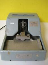 AO AMERICAN OPTICAL SPENCER MICROTOME AUTOMATIC KNIFE/BLADE SHARPENER MODEL 935