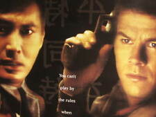 THE CORRUPTOR POSTER YUN-FAT CHOW MARK WAHLBERG RIC PAUL BEN-VICTOR PANG, COX HO