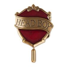 Wizarding World Of Harry Potter Gryffindor Head Boy Pin Universal Studios