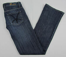 Womens KUT from the Kloth Bootcut jeans KP011FJMX5 – Blue – Size 2