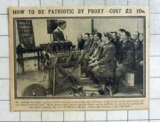 1915 Gordon Leicester Teaching Driving Army Service Corps, Training Cost £2.50