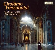 Fantasie 1608 Canzoni 1615, New Music