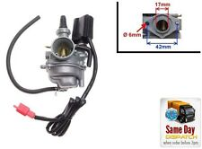NEW CARB CARBURETTOR 17mm FOR Honda Lead 50 NH50 MS AF01