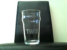 Funny Adult Joke Personalised Etched Engraved Beer Pint Glass