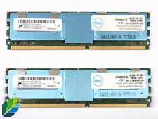 DELL SNPM788DCK2/16G 16GB (2X8GB) 4RX4 PC2-5300F, FU...