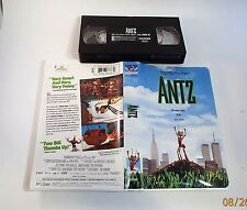 Antz (VHS #83668, 1999) children kids movie Dreamworks