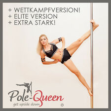 Pole Dance ELITE Tanzstange ORIGINAL Pole-Queen Pole Dance EXTRA STARK NEU Table
