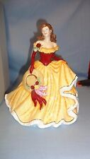 ATTRACTIVE ROYAL DOULTON FIGURE/FIGURINE - HN5491 THOUGHTS OF YOU