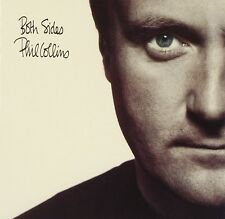 Phil Collins Both Sides CD NEW SEALED 1993