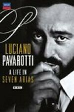 "LUCIANO PAVAROTTI ""A LIFE IN SEVEN ARIAS"" DVD NEU"