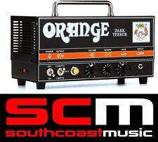 Orange Dark Terror DA15H 15/7 Watt Hi Gain Tube Guitar Amplifier Head Brand New