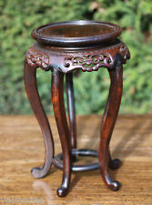 An Antique Chinese Hardwood Vase Stand #20140271
