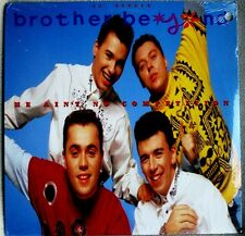 """Brother Beyond He Ain't No Competition 1988 Capitol DISCO POP Sealed 12"""" Single"""