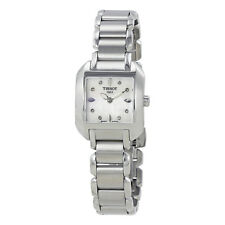 Tissot T-Trend T-Wave Diamond Ladies Watch T02.1.285.74