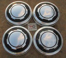 1970'S-80'S FORD 3/4 TON PICKUP TRUCK, VAN DOG DISH HUBCAPS, SET OF 4 ~LOOK~